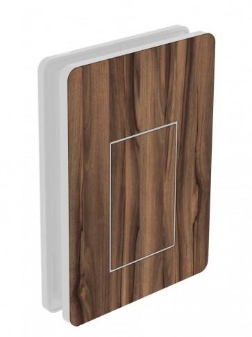 Außendekor - Medium - HPL - Holz