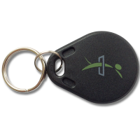 RFID - Anhänger - Groß (mit Aufdruck)